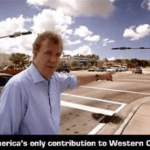 That is America's only contribution to Western Civilization  meme template blank Jeremy Clarkson, Top Gear, Murica