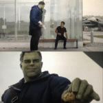 blank Avengers meme templates