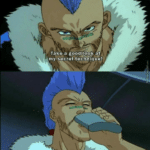 Take a good look at my secret technique  meme template blank Anime, drink, alcohol