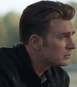 Crying Captain America Avengers meme template