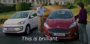 This is Brilliant Top Gear meme template