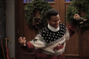 Carlton Celebrating Black Twitter meme template