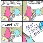 Doc I feel like im getting old (blank) Comics meme template blank