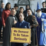 We demand to be taken seriously  meme template blank Arrested Development