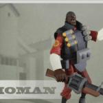 The Demoman TF2 meme template blank gaming