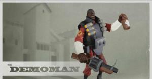 The Demoman Gaming meme template