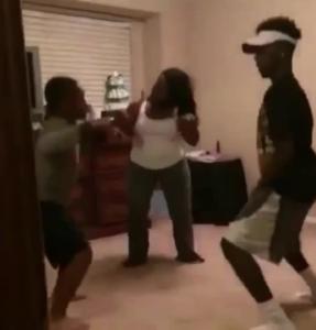 Black kids dancing Dancing meme template
