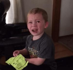Gavin confused holding paper Gavin meme template