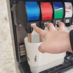 Combining three sodas  meme template blank