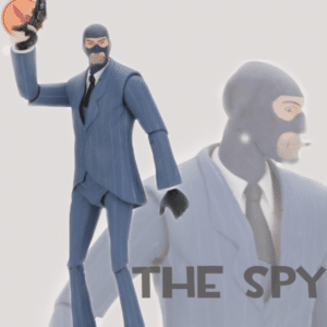 The Spy Gaming meme template