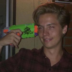 Pointing Nerf Gun at Head Guns meme template