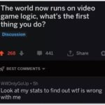 depression-memes depression text: The world now runs on video game logic, what