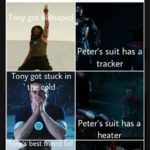 wholesome-memes cute text: 7:32 PM Tony Stark learns from his mistakes... ony got i ape P ter