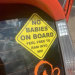 depression-memes depression text: BABIES ON BOARD FEEL FREE TO RAM INTO ME!  depression
