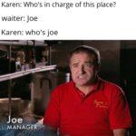 dank-memes cute text: Karen: Who