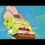 Spongebob Proud Cowboy Spongebob meme template blank