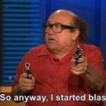 blank Guns meme templates