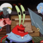 Mr Krabs and other fish laughing Spongebob meme template blank  Mr Krabs, Fish, Laughing