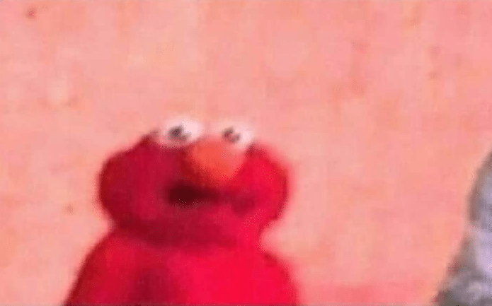 Elmo Snorting Coke