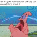 spongebob-memes spongebob text: when it
