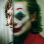Joker and Arthur Fleck face Joker meme template blank