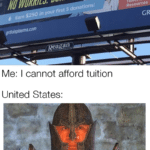 political-memes education text: wwff/fs.ølip Earn $250 in your firsts donations! grifdsplasma.com Biomat Tatecri5 Pta Resources Me: I cannot afford tuition United States: Then pag •Nit he, gour blood! made at newfas•tuff.ujjn  education