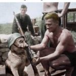 history-memes history text: Dad: we are not getting a dog Dad after we get the dog:  history