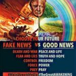 political-memes political text: UR FUTURE FARE NEWS v s GOOD NEWS DEATH AND WAR PEACE AND LIFE FEAR AND LIES TRUTH AND HOPE CONTROL FREEDOM FORCE POWER PREY PRAY iTheGreatAWAKENlNG