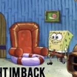 Spongebob Ight Im back Spongebob meme template blank  Spongebob
