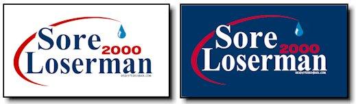 political political-memes political text: Sorezooo Loserman Sore Loserman