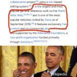 """dank-memes cute text: Wikipedia (4) listen) wik-ih-PEE- dee-e or """"wiki"""