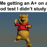 dank-memes cute text: Me getting an A+ on a blood test I didn