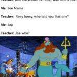 spongebob-memes spongebob text: Teacher. And the winner is.. Joe.. wait who