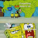 spongebob-memes spongebob text:  Spongebob Meme, Data, Phone, Monster, Scaring