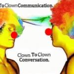 Clown to clown communication  meme template blank clown, honk