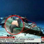 """dank-memes cute text: BREAKING NEWS DIVERS DISCOVER FAT NIGGA SCHLEEP ON THE TITANIC WRECKAGE NEC Y STRUGGLE OF DEALING WITH WHAT HE DID,"""" DEFENSE ATTY. SAYS LIVE 7.54 PH PT CNN TONIGHT  Dank Meme"""