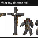 dank-memes cute text: The perfect toy doesnt exi... ttf*  Dank Meme