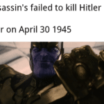 avengers-memes thanos text: 6 assassin