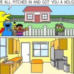wholesome-memes cute text: WE ALL PITCHED IN AND GOT YOU A HOUSE!  cute