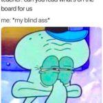 spongebob-memes spongebob text: teacher: can you read what