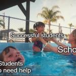 dank-memes cute text: Schools Students who need, help  Dank Meme