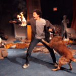 Eric Andre on fire while being bitten by dog Vs meme template blank  Eric Andre, Dog, Biting, Chaos, Vs, Fire