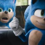 Sonic pointing at bad Sonic Gaming meme template