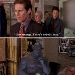 "avengers-memes thanos text: ""110W,strange..There"
