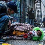 Man looking down at Joker on the ground Joker meme template blank  Joker, Sad, Clown, Looking