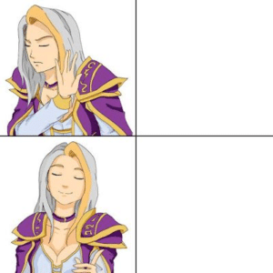 Jaina Drake Meme Gaming meme template