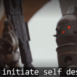 I will initiate self-destruct None meme template blank