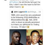 wholesome-memes black text: Idris Elba O @idriselba • Id My G HHCongratulations brother !!! You deserve it. DO NOT TELL @TheRock He still thinks he