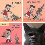 other-memes dank text: LATER... A BIRD!! Ι 6RoU6HT  dank