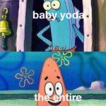 spongebob-memes spongebob text: baèy yo tir intern 1 10NeWoù11  spongebob